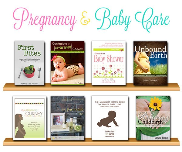 Baby &amp; Pregnancy Books