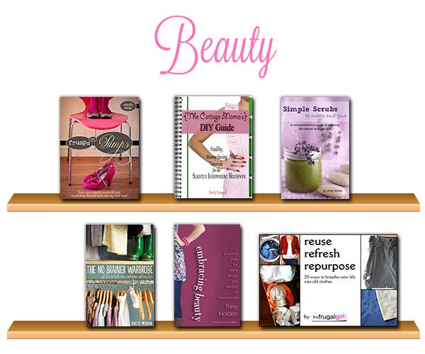Fashion &amp; Beauty Books