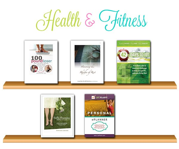 Health &amp; Fitness Books