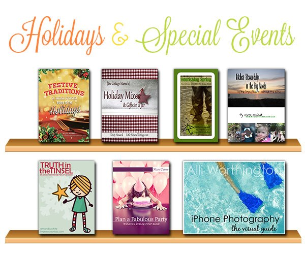 Holidays & Special Events Resources