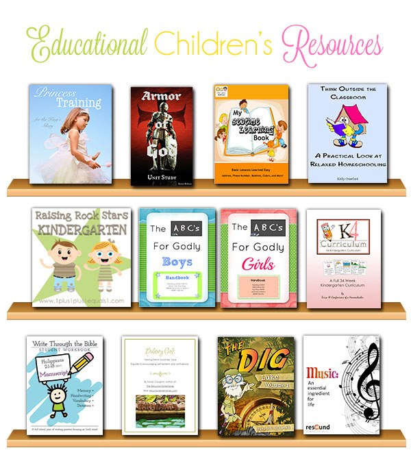 Educational & Children's Resources