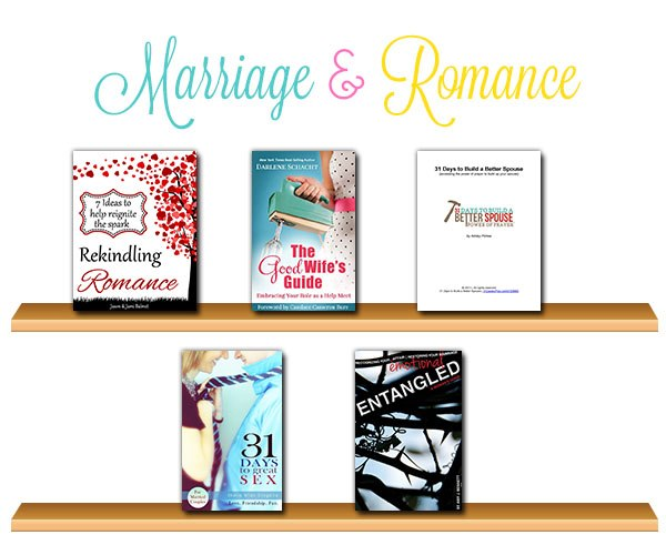 Marriage &amp; Romance Books