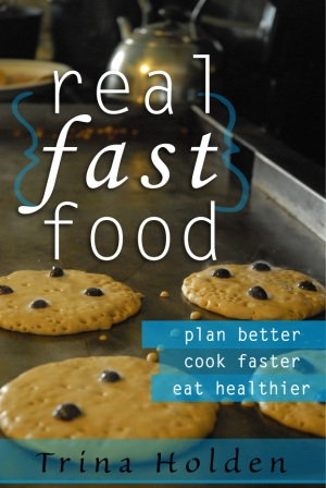 Real {Fast} Food book cover
