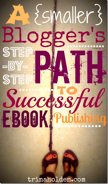 Path to Self Publishing