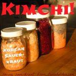 Kimchi: Korean Sauerkraut
