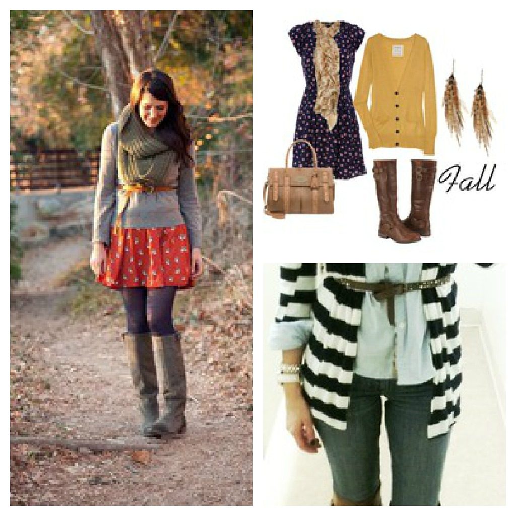 Fall Style Collage Kitchenwise