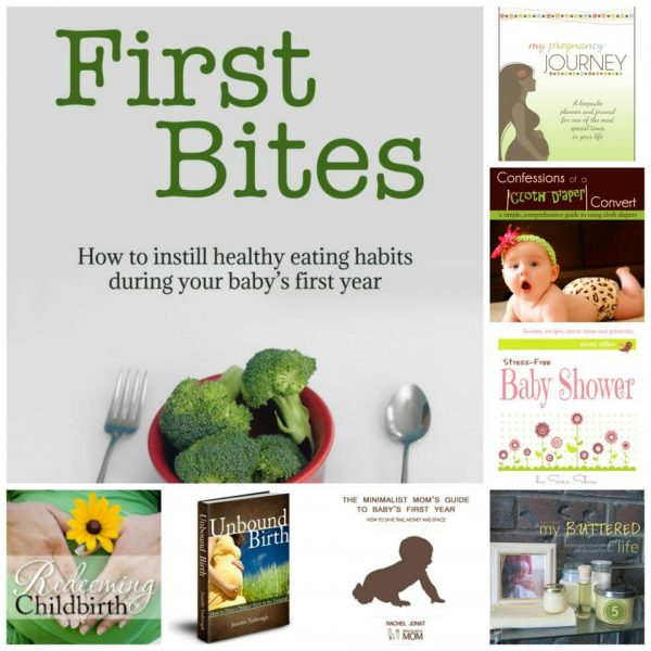 Ebooks for Mommies and Babies