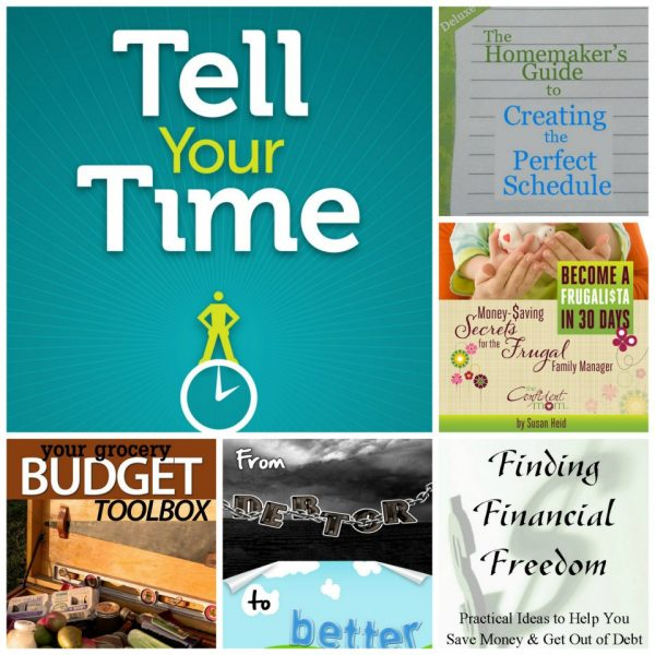 Budget and Finance ebooks