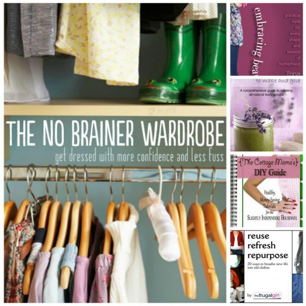Ebooks on Fashion in Motherhood
