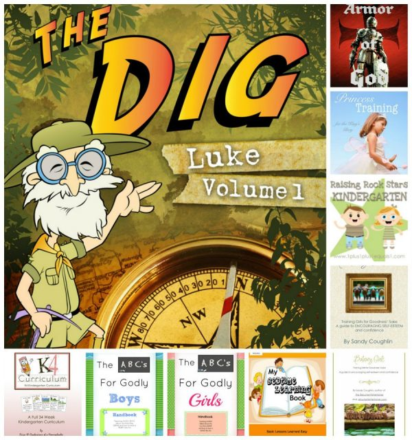 Ebooks for teaching Kids