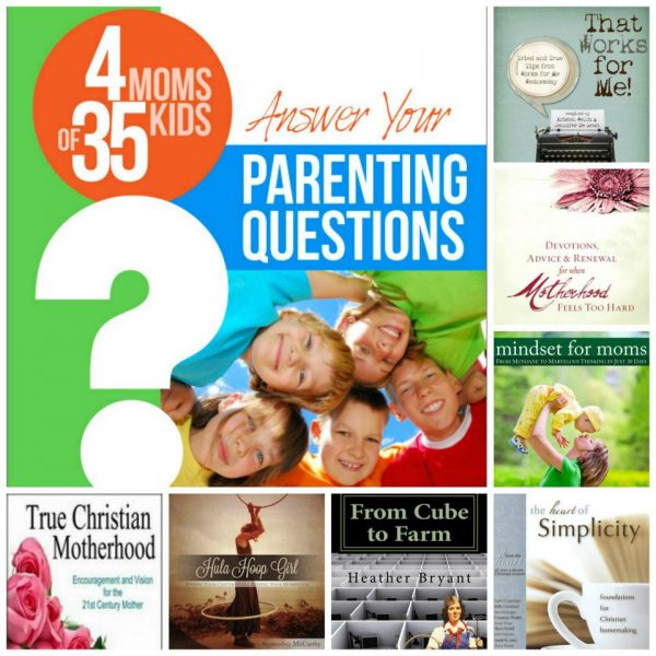 Ebooks for Mothers