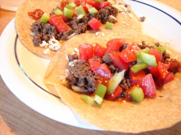 tacos + 29 more real food ideas!