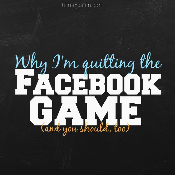 Is Facebook sucking the life out of your blogging career? These stats may help you quit.