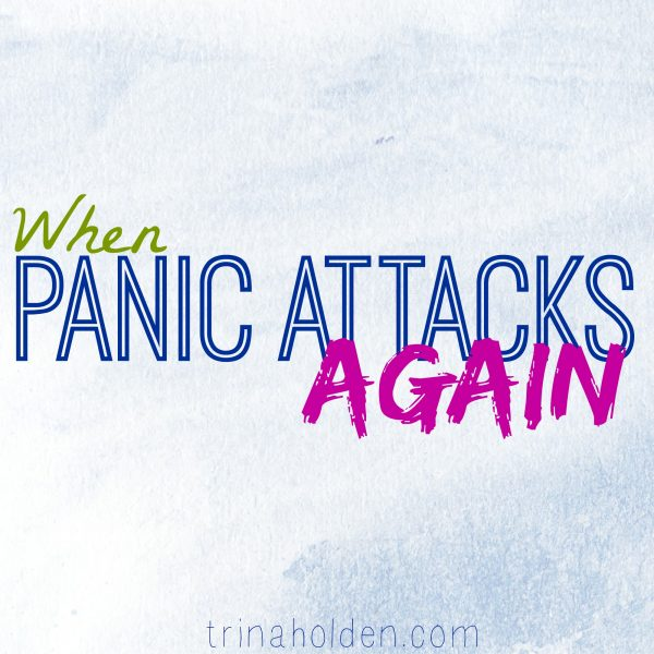 4 steps to peace from reoccuring panic attacks