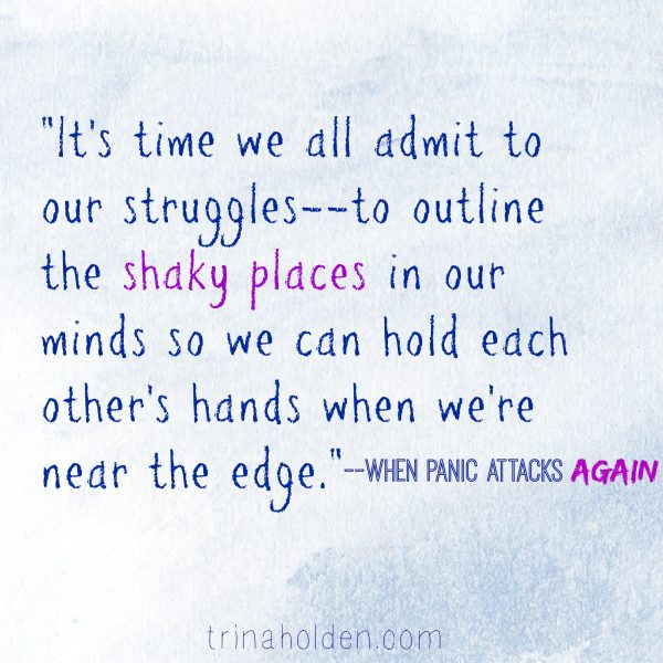 community is essential in finding freedom from panic attacks