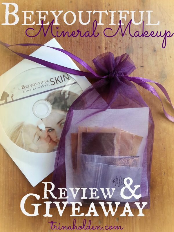Beeyoutiful Mineral Makeup