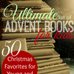 Here's a list of 50 of the best Christmas books to help you you create a special tradition for your family. Includes traditional and modern classics, and lists for preschoolers and older children., too!