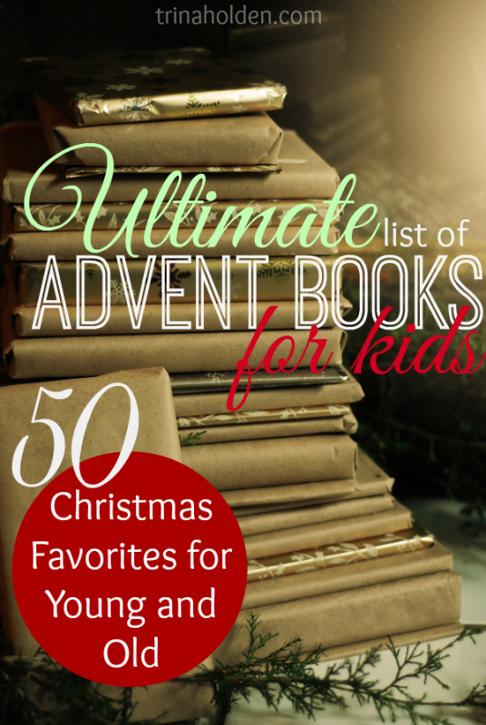 The ultimate list of advent books for kids kitchenwise Modern family christmas special