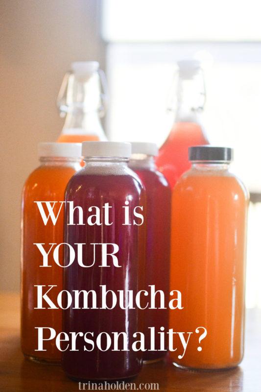 kombucha personality