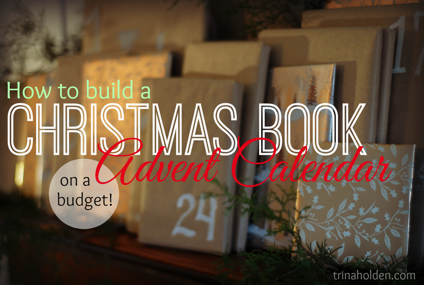 10 tips for building your family's #christmas #book collection without busting your #budget!